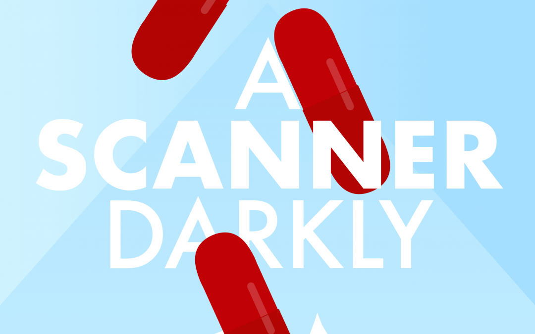 'A Scanner Darkly' Poster