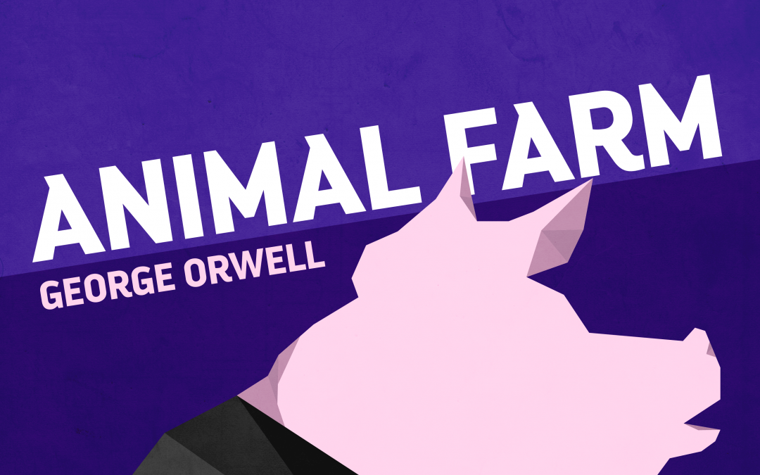 'Animal Farm' Poster