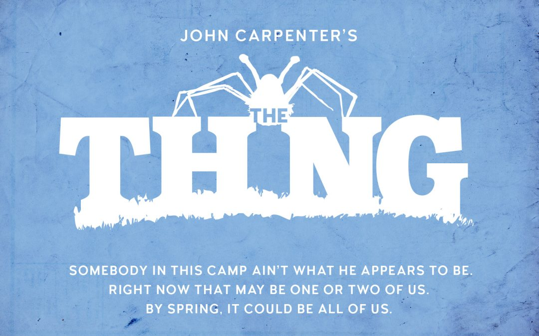 'The Thing' Poster