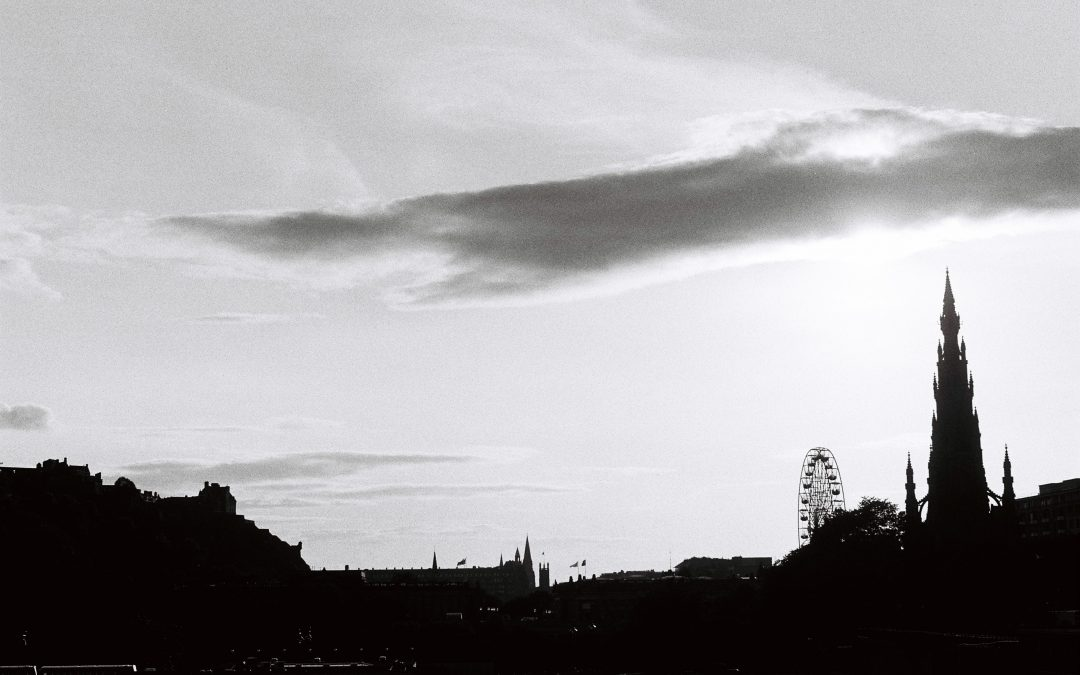 Edinburgh | Ilford FP4 Plus 125