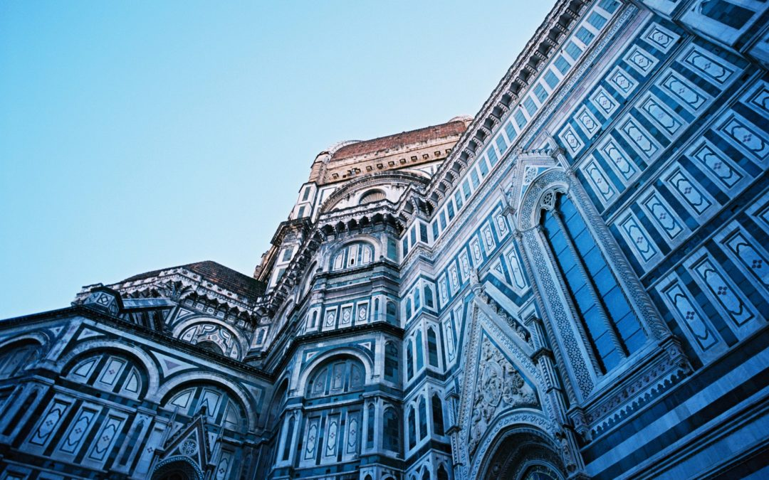 Florence | Ilford FP4 & Kodak Ektar 100