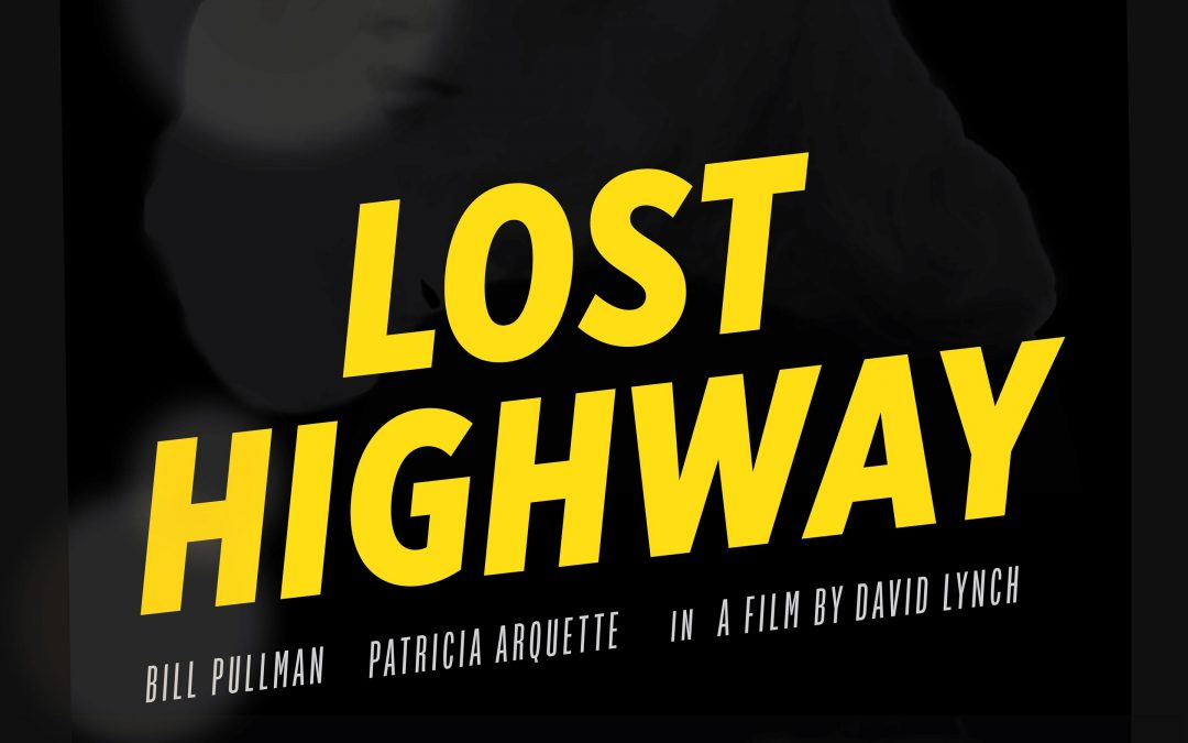 'Lost Highway' Poster
