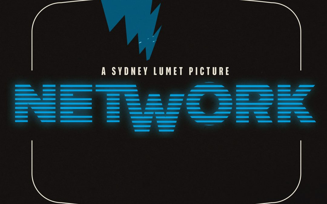 'Network' Poster
